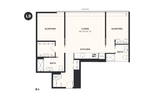 L9 floorplan