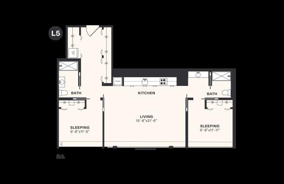 L5 floorplan