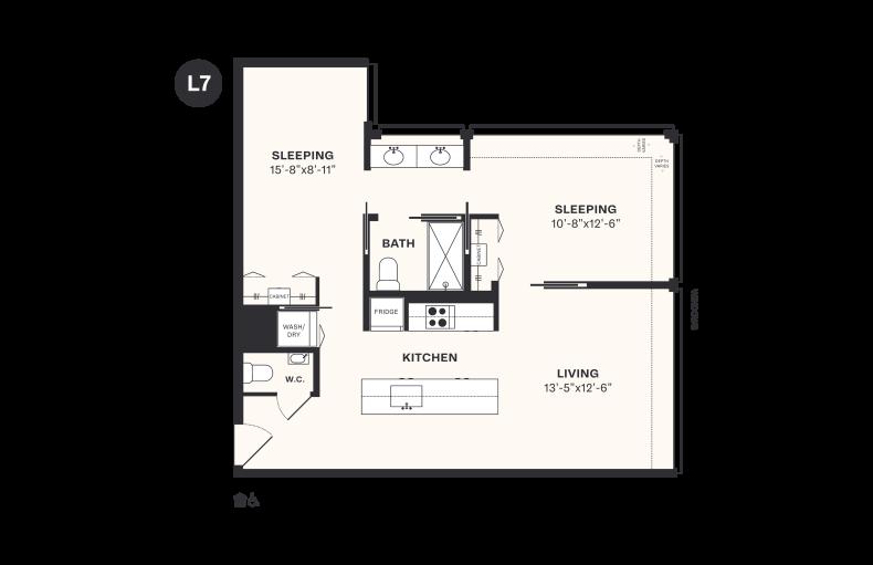 L7 floorplan