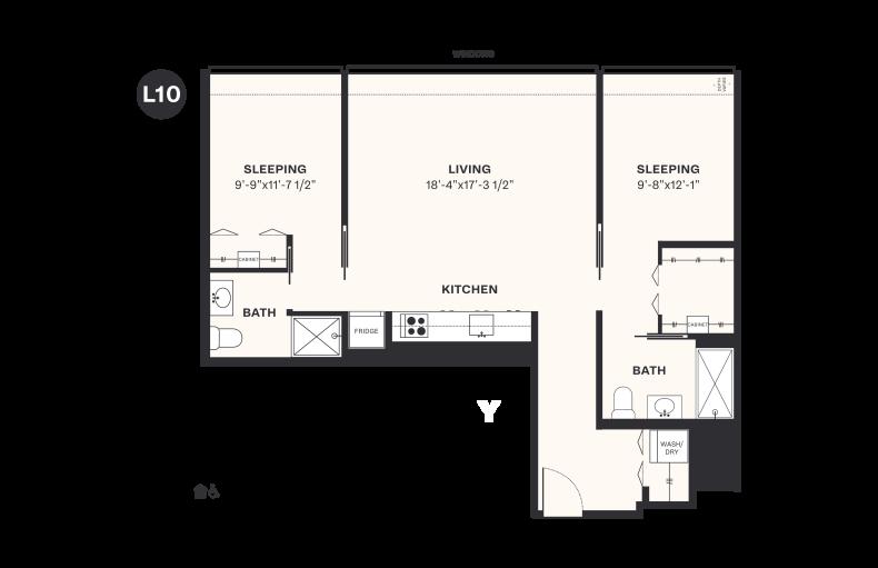 L10 floorplan