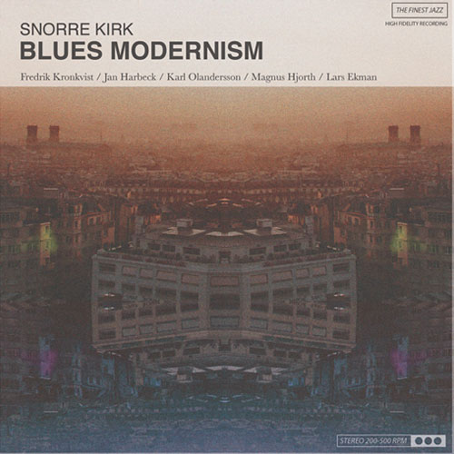 Blues Moderism