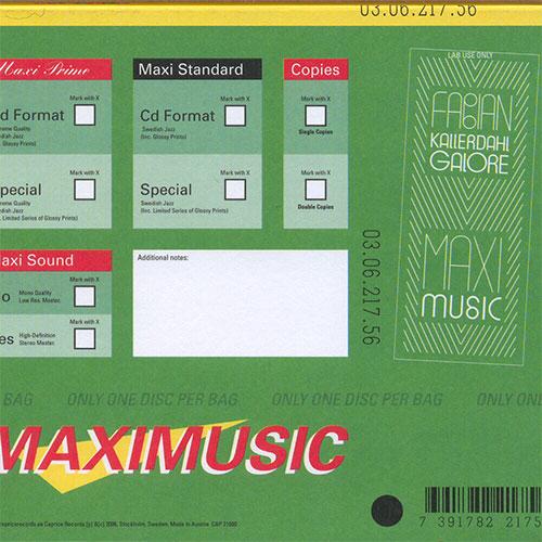 Maxi Music
