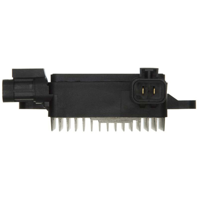 Engine Cooling Fan Module Gates FCM133