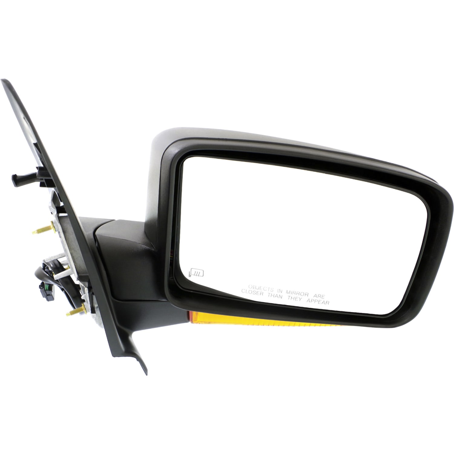 Partslink Number FO1321339 OE Replacement Ford Expedition Passenger Side Mirror Outside Rear View