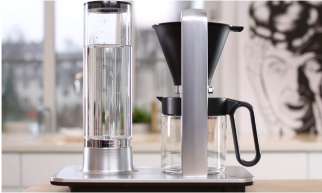 Single Cup Brewers Wilfa Precision