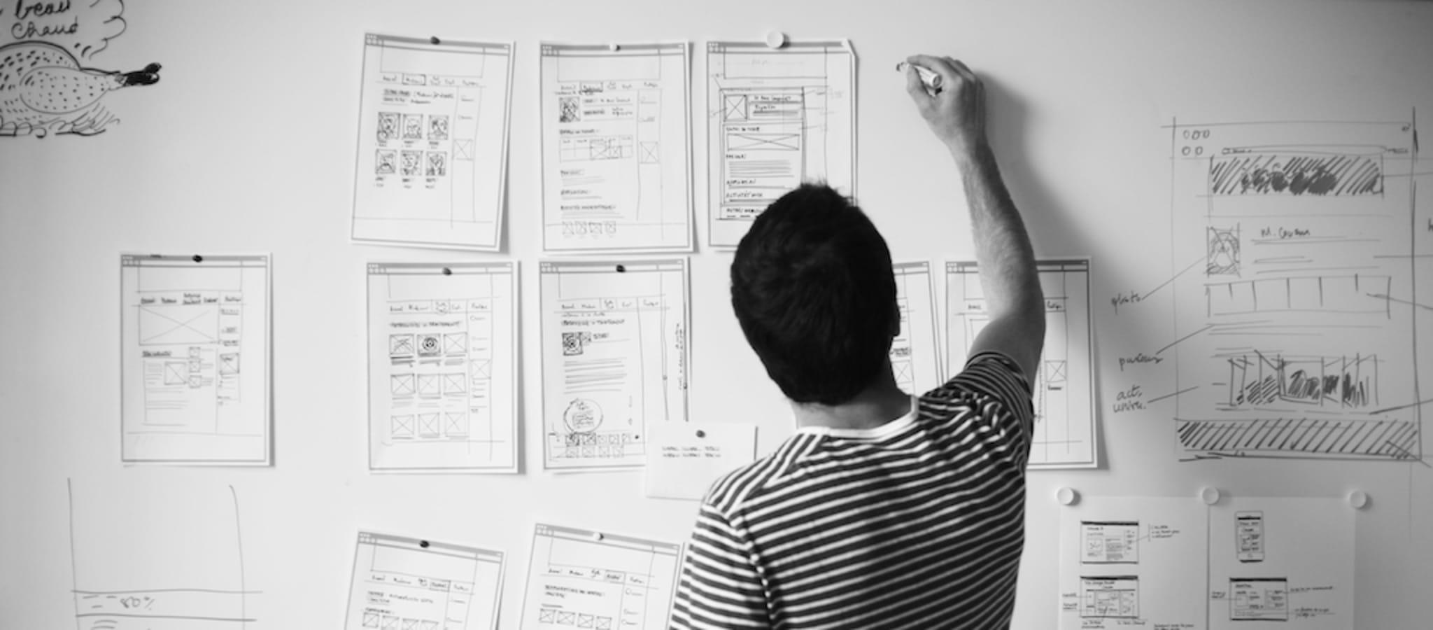 En amont du projet, l'équipe identifie les besoins réels des utilisateurs grâce à une enquête terrain