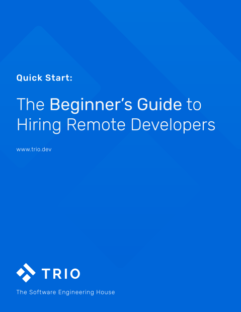 The Beginner's Guide to Hiring Remote Developers
