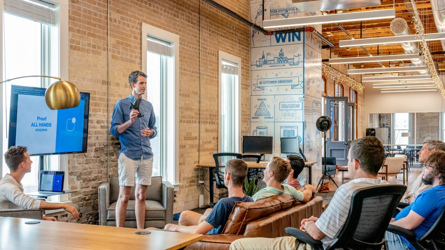 5 Pillars Of A Robust Remote Working Environment