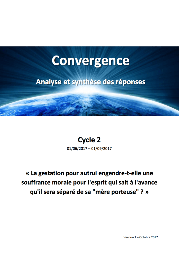 Book Cover: Cycle 2 - Synthèse
