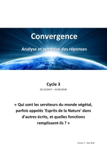Couverture d'ouvrage : Cycle 3 – Synthèse