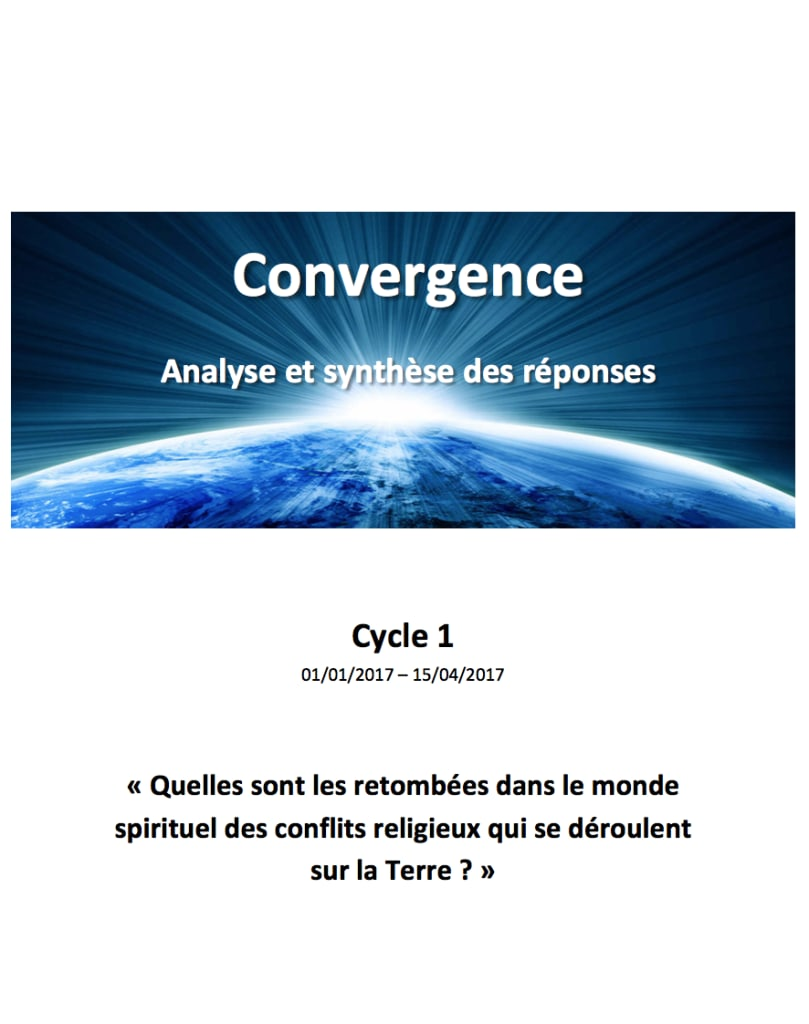 Book Cover: Cycle 1 - Synthèse