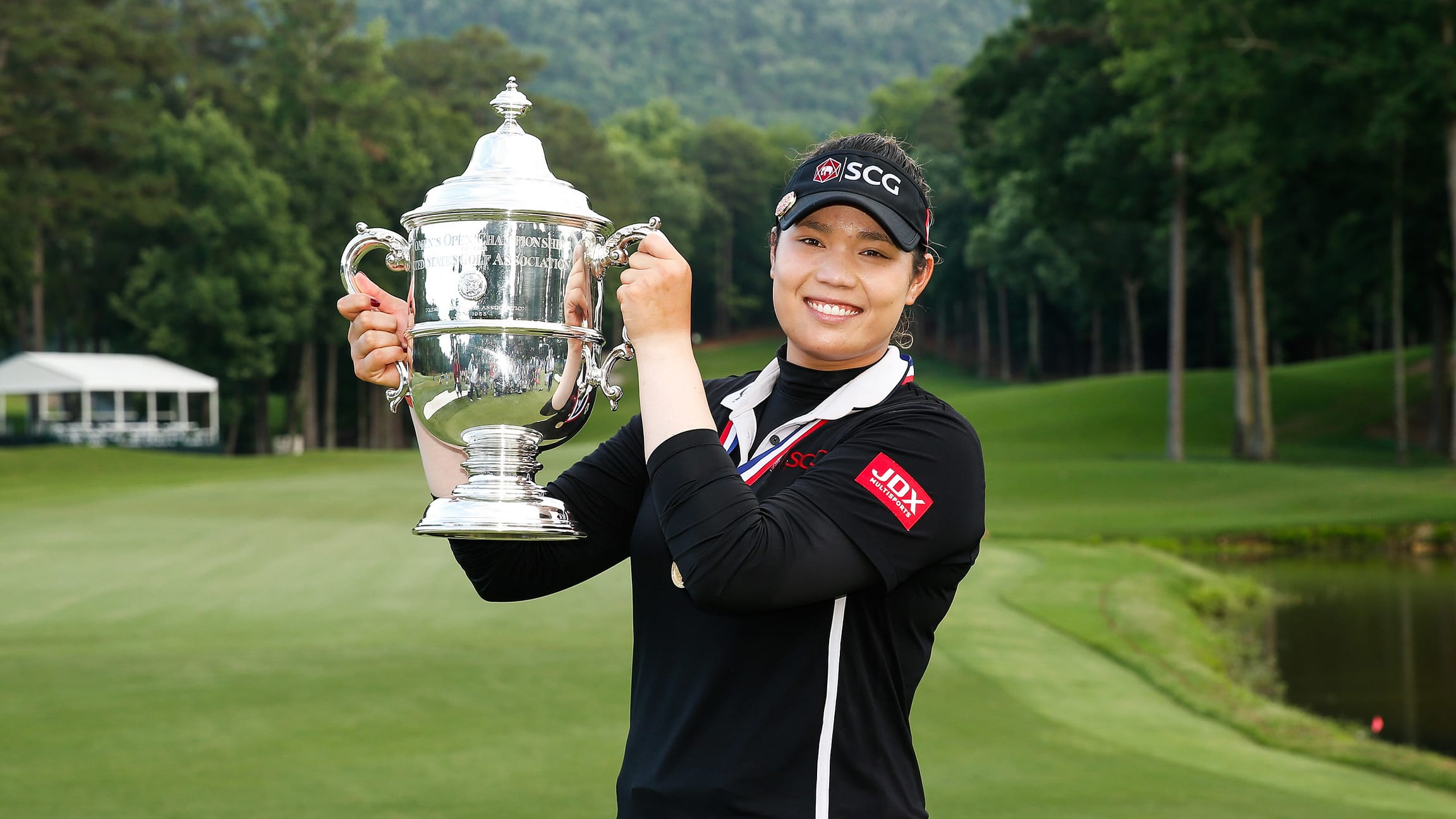 Us open and low amateur awards