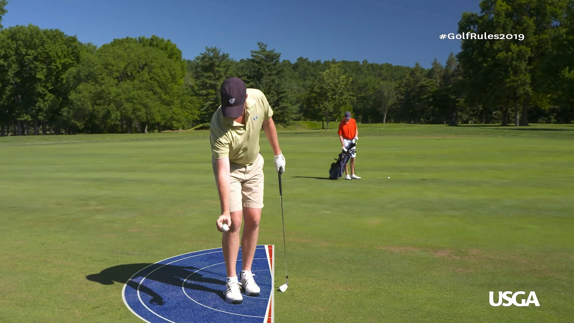 USGA Rules of Golf Home