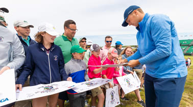 US Open 2019 Pebble Beach USGA membre Réglable Bleu Casquette-Neuf