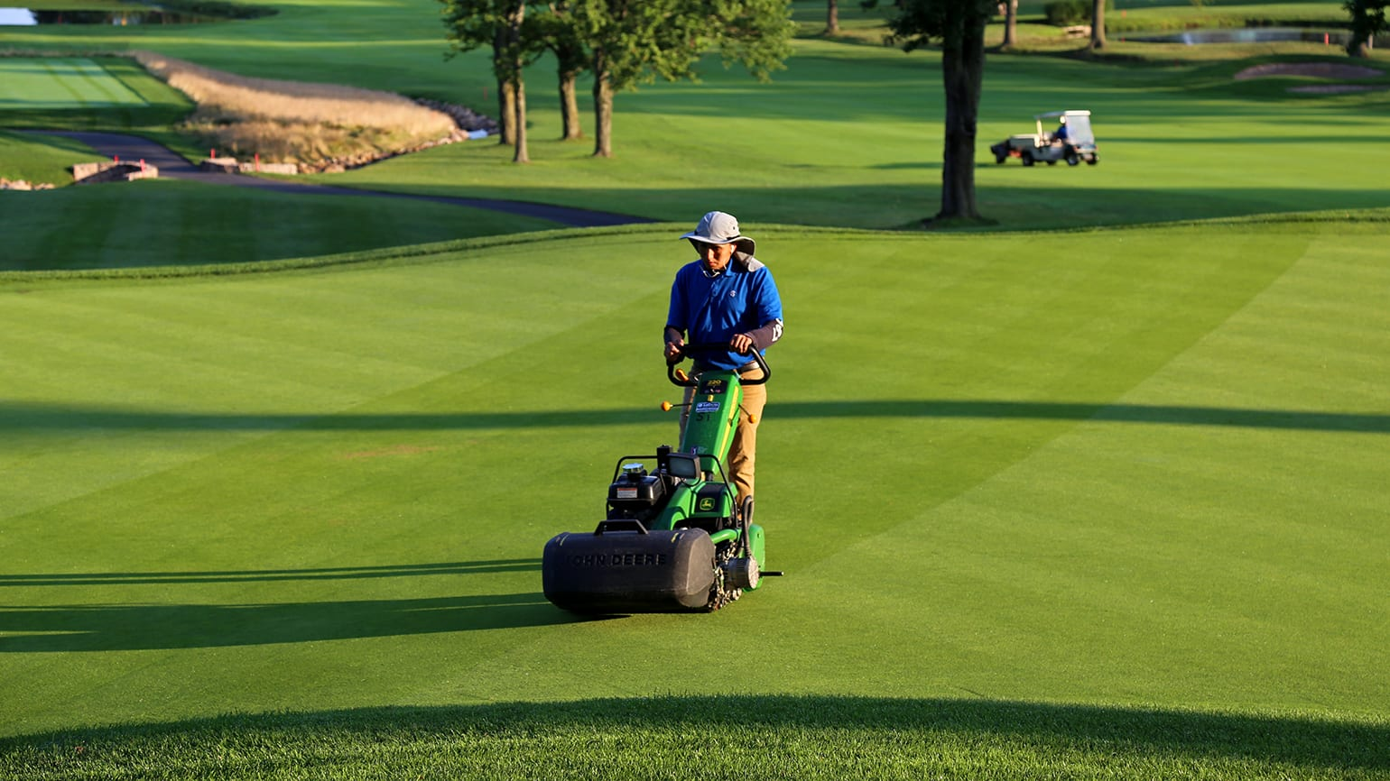 Use Data To Optimize Golf Course Management