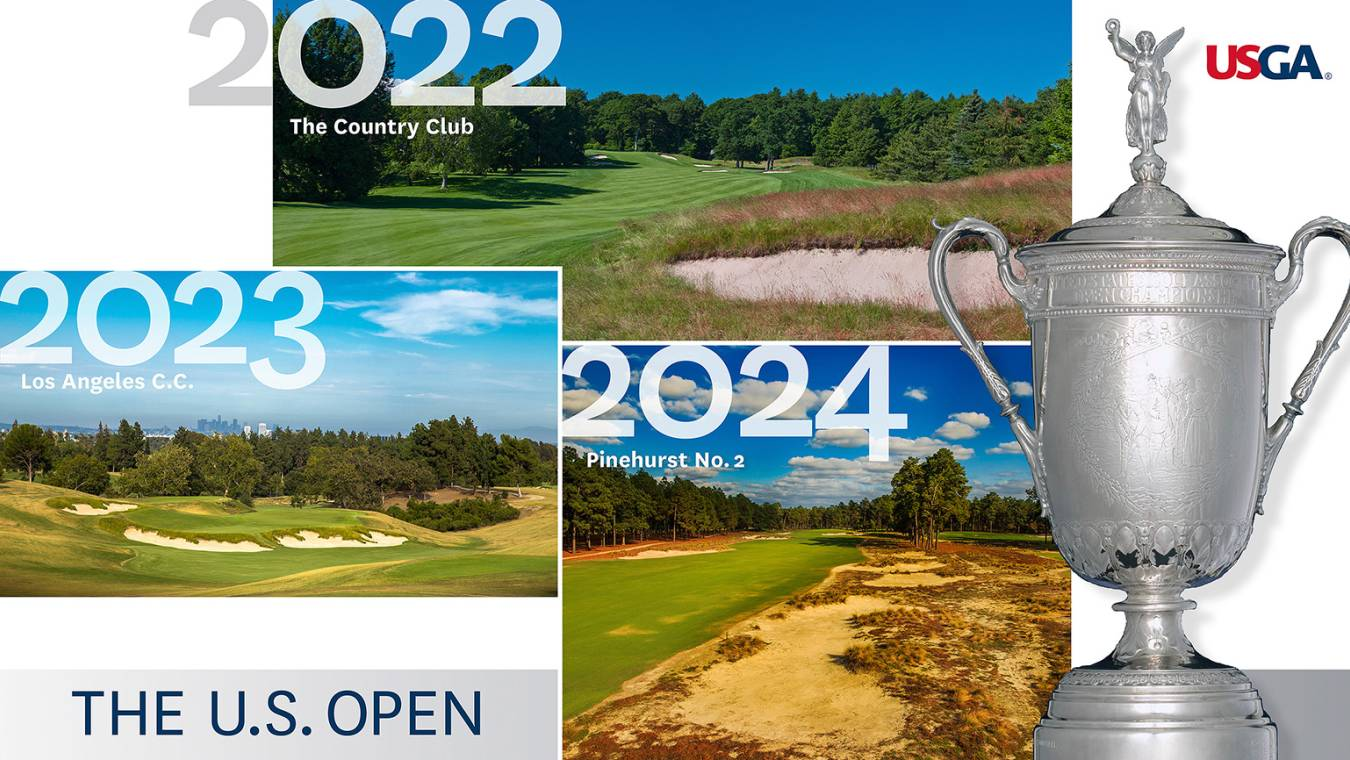 u.s. open sites revealed for 2022, 2023 and 2024