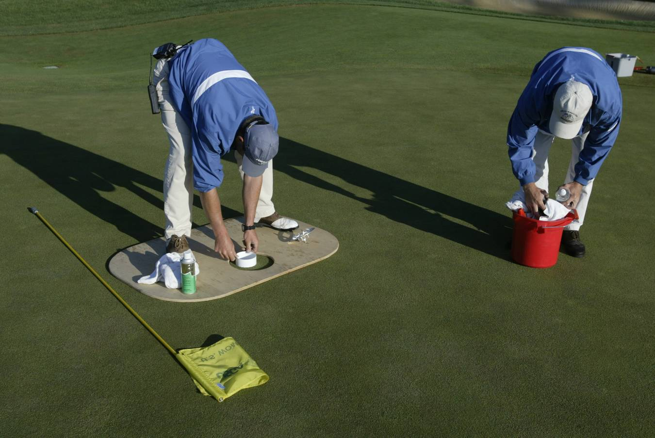 Enhanced Hole-Location Sheets Take Guesswork Out of
