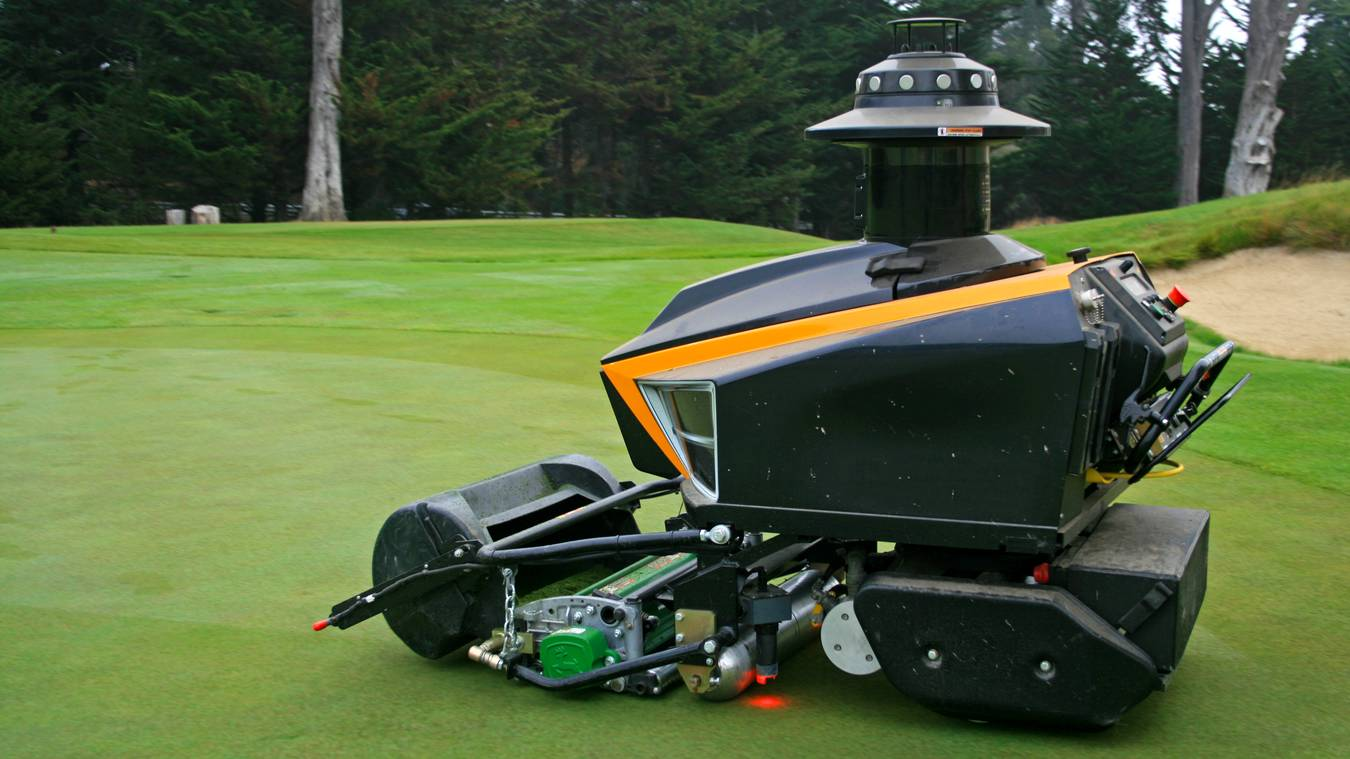 Robots, Drones, GPS: New Technology Is Transforming Course Care