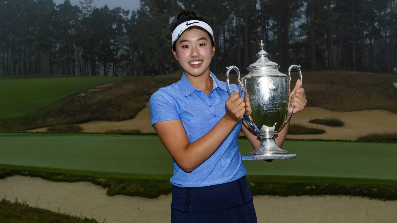 Lpga Money List 2020.Several Players With Usga Ties Earn 2020 Lpga Tour Cards