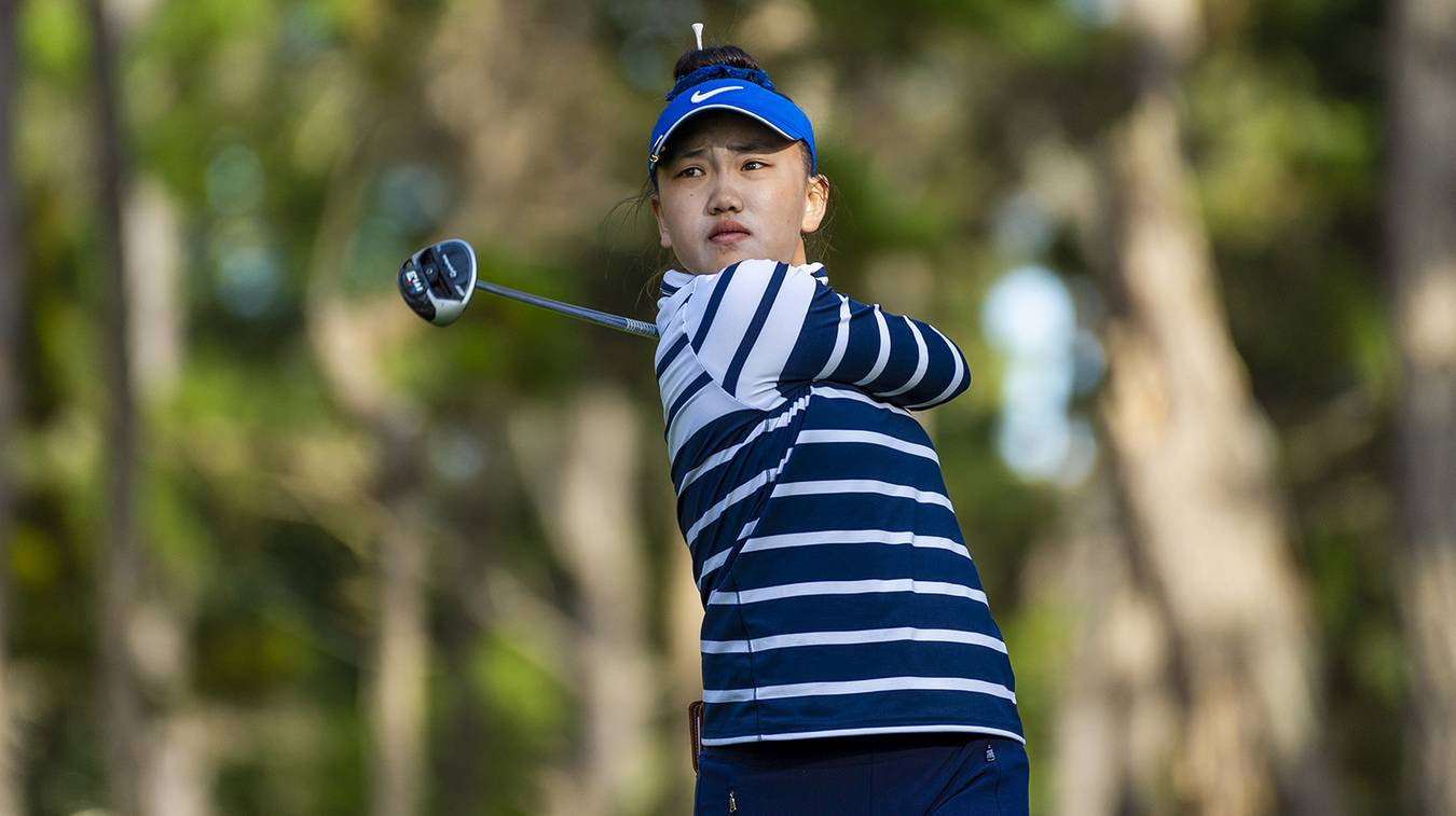 In 2018, Lucy Li competed in three USGA championships and was a member of  the Curtis Cup Team. (USGA/JD Cuban). The USGA Amateur Status ...