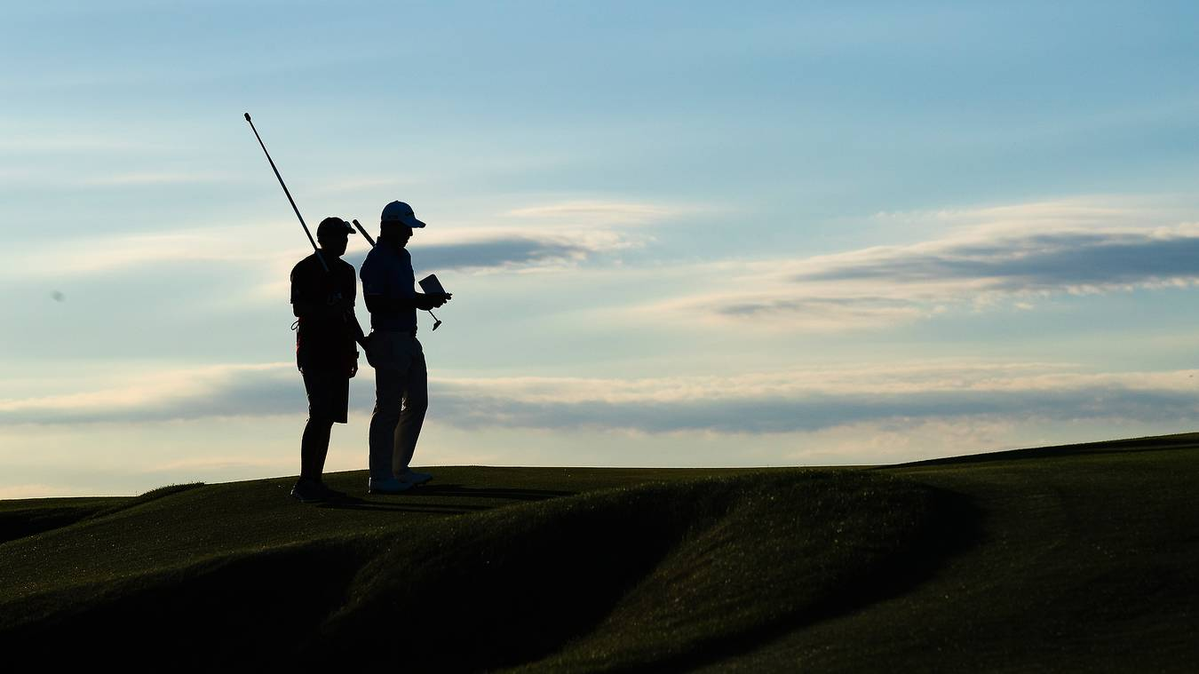 Clarifications to Restrictions on Caddie Standing Behind Player