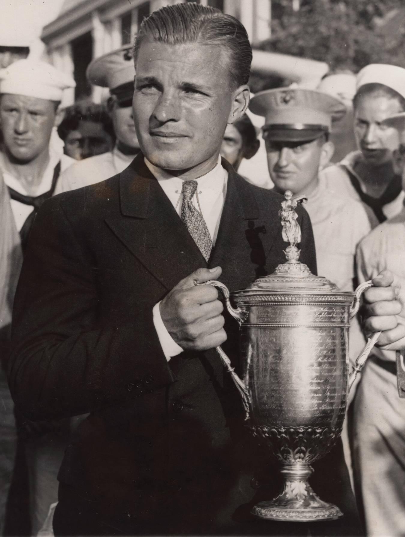a7a53262 Johnny Goodman: Nebraska's Rags-to-Riches Golf Hero