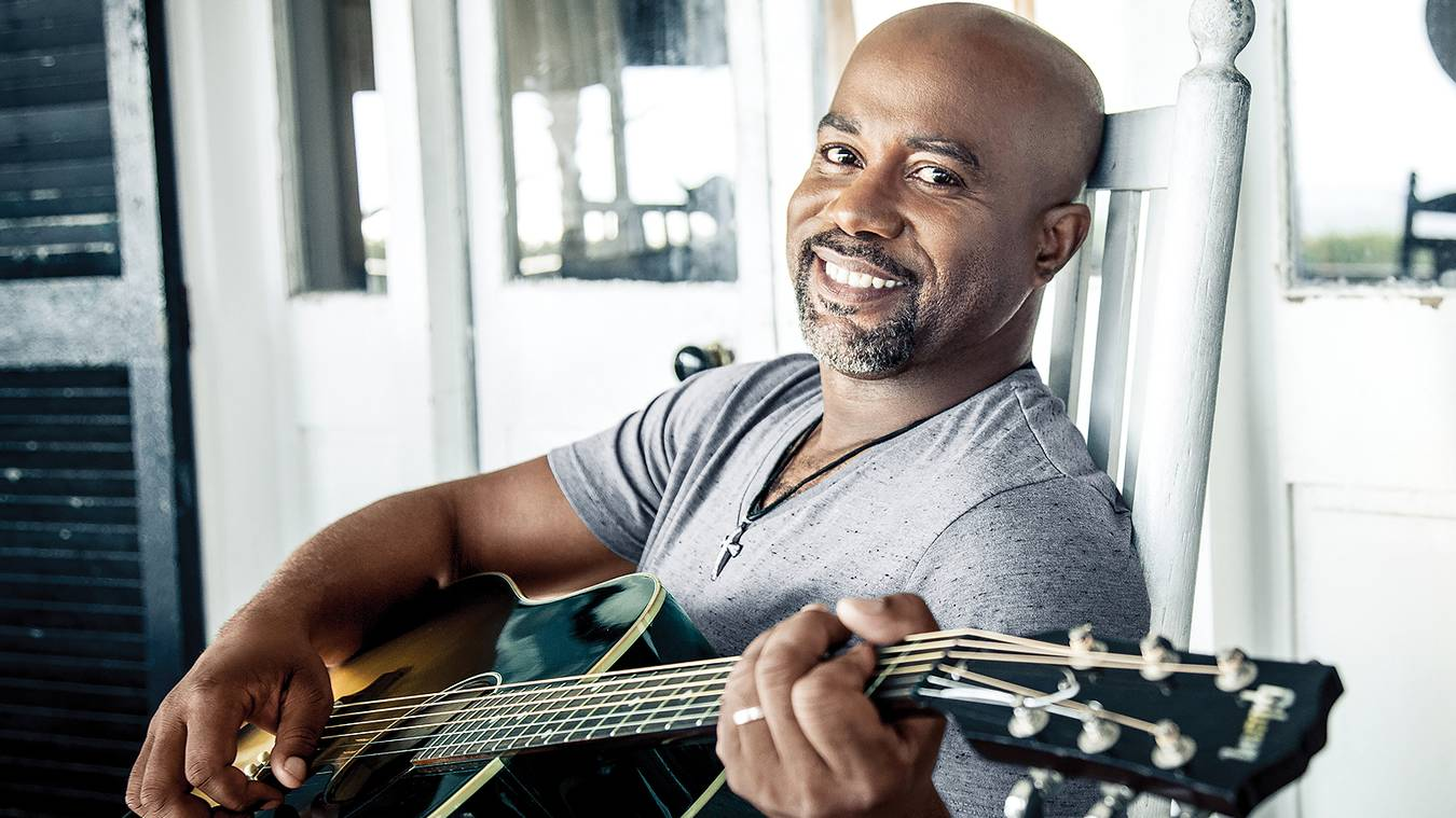 9 Questions With Darius Rucker