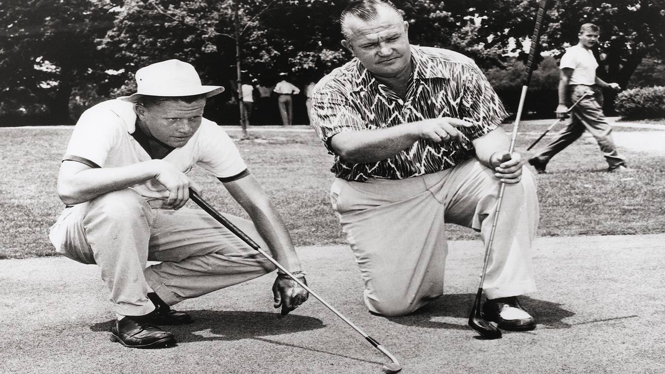 Love Story: Jack Nicklaus and Scioto Country Club