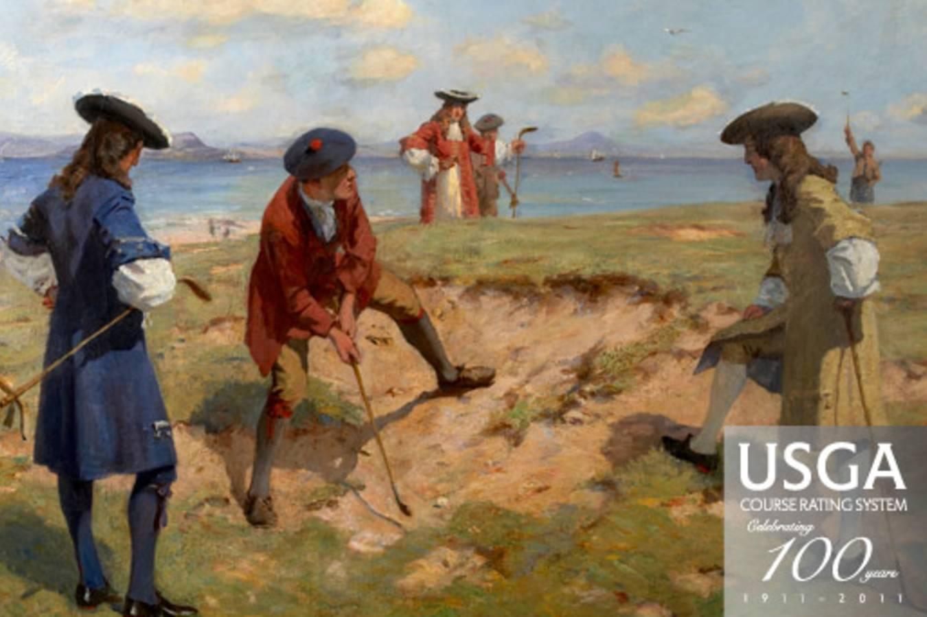 brief history of golf