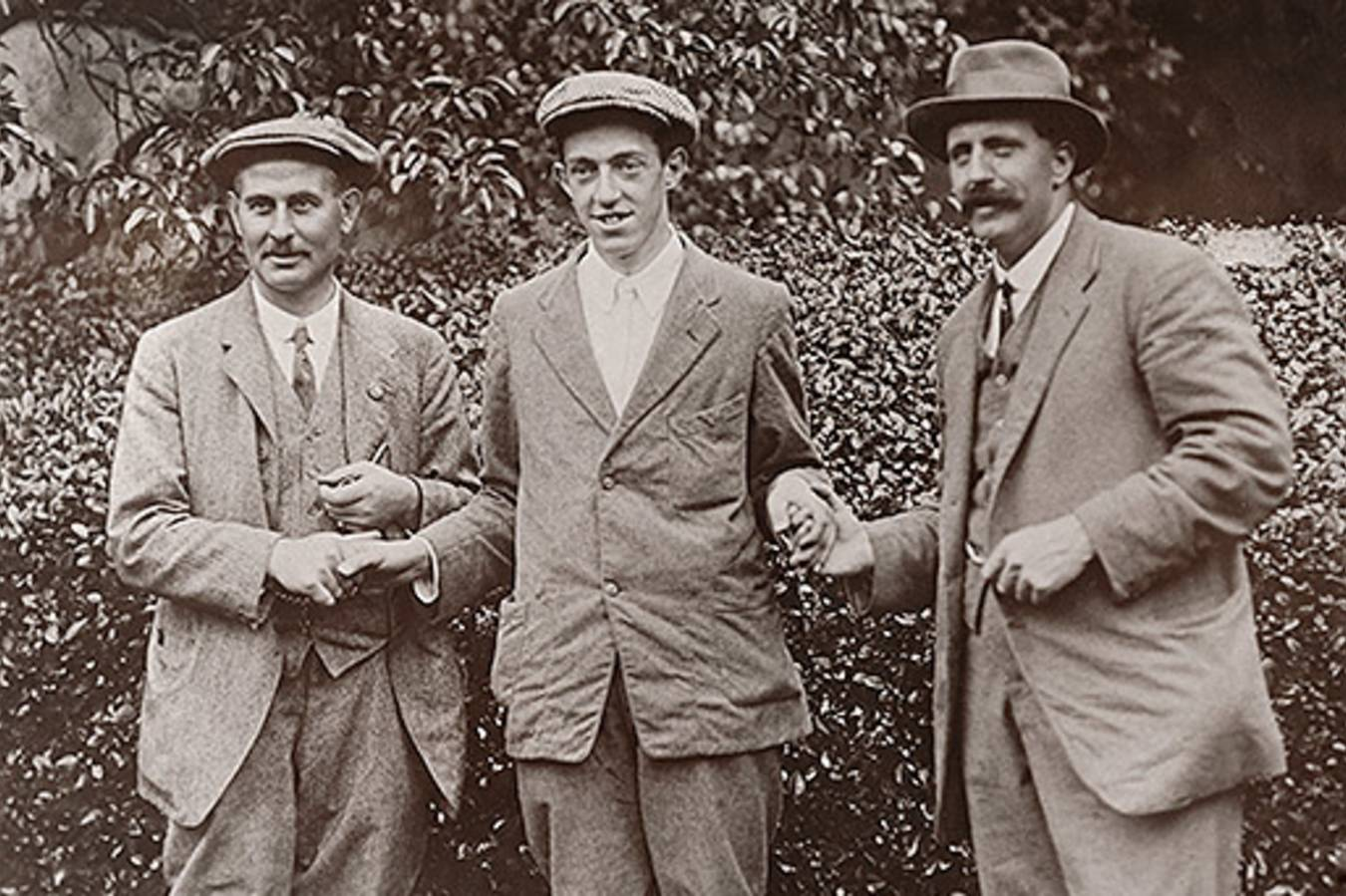 Francis Ouimet, America's First Golf Hero: Part I