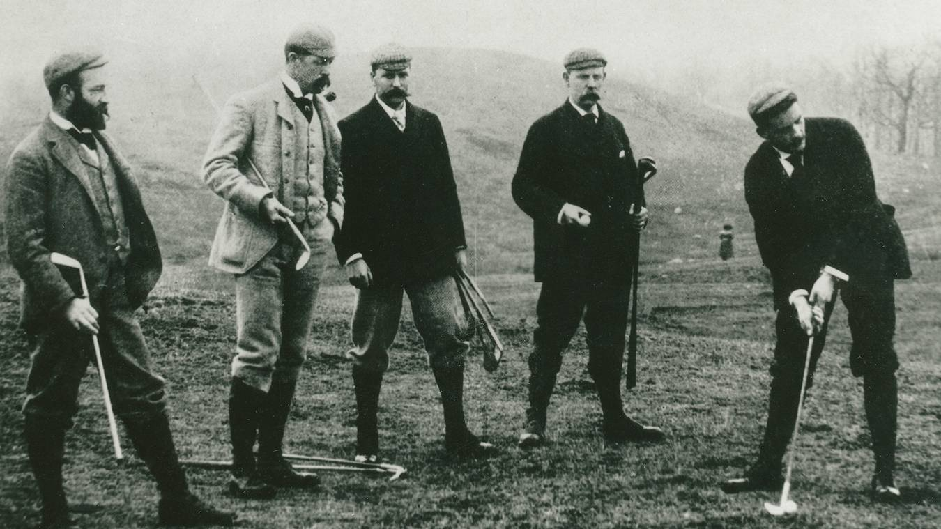 history of golf clubs
