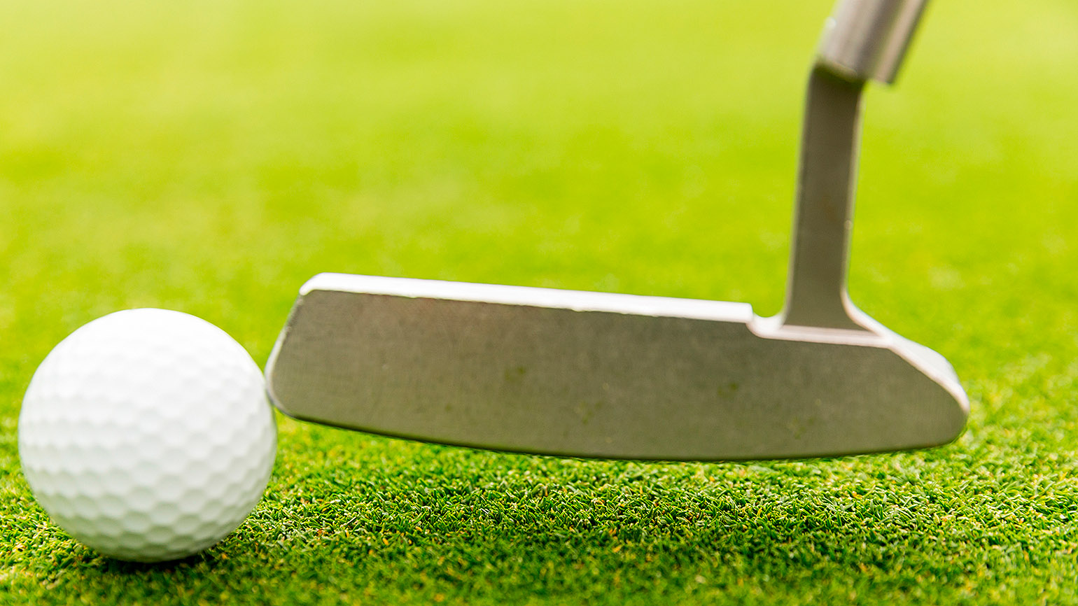 New Local Rule on Accidental Movement of a Ball on the Putting Green