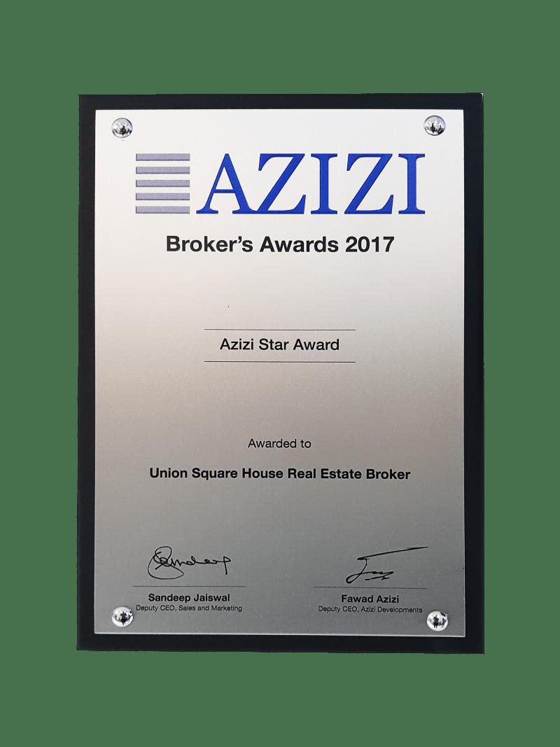 Azizi Star Award