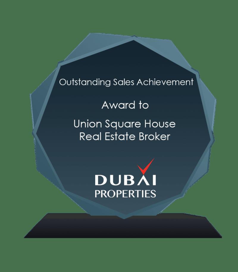 Dubai Properties Outstanding Sales Achievement