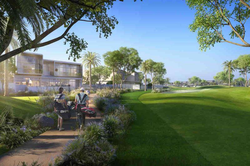 Golf Place Phase II EMAAR