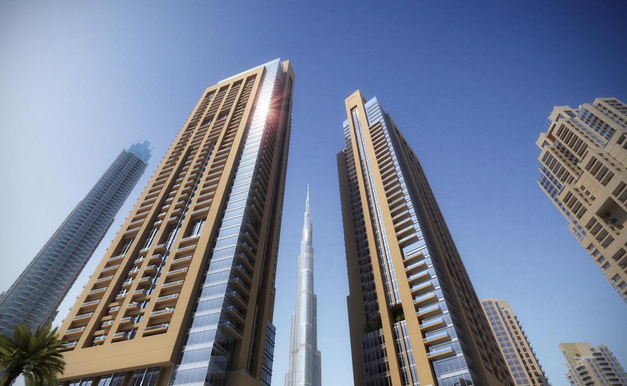 Primary location/ Luxury apartment / Downtown, Dubai
