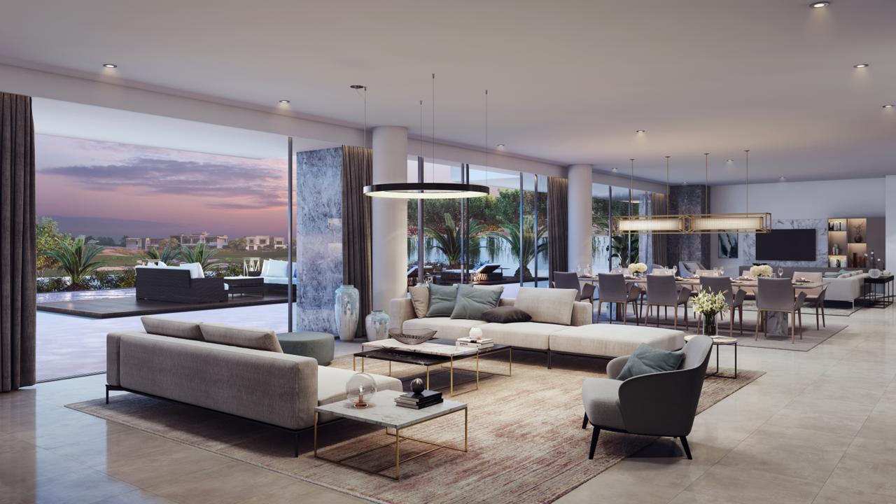 Premium Golf Villa at Dubai Hills Estate