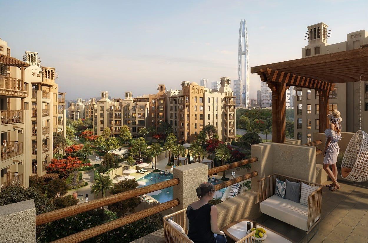 The 1st Free hold community in Burj Arab Neighborhood
