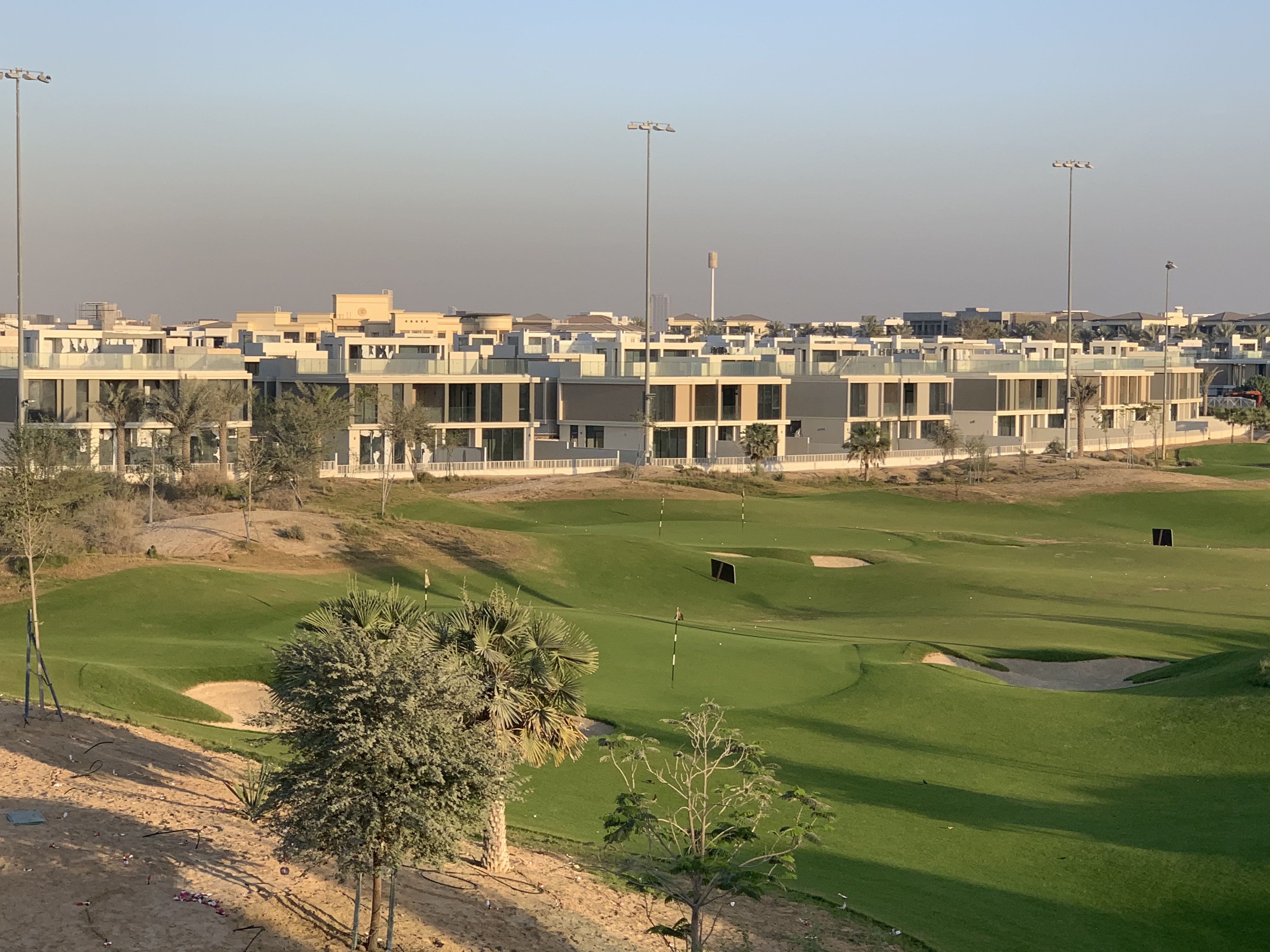 Excellent Location 4 bed Facing Golf for sale