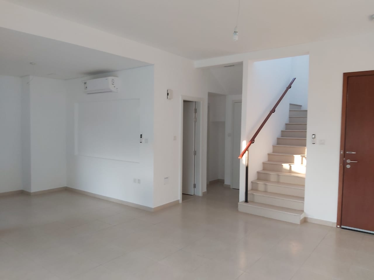 Single Row I 3 BED Townhouse | Type 1 |