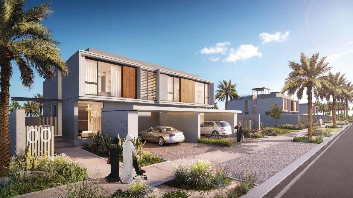 3 BR Villa // Golf Community//Near Club House