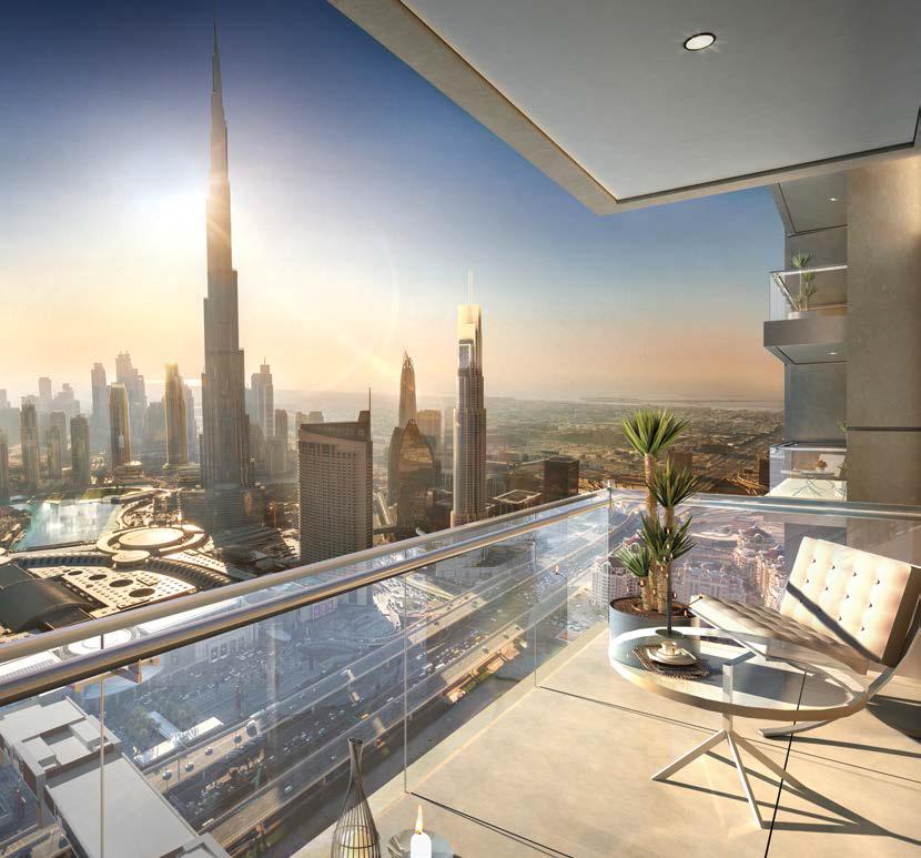 Post Handover 5 years 3Br Downtown Dubai