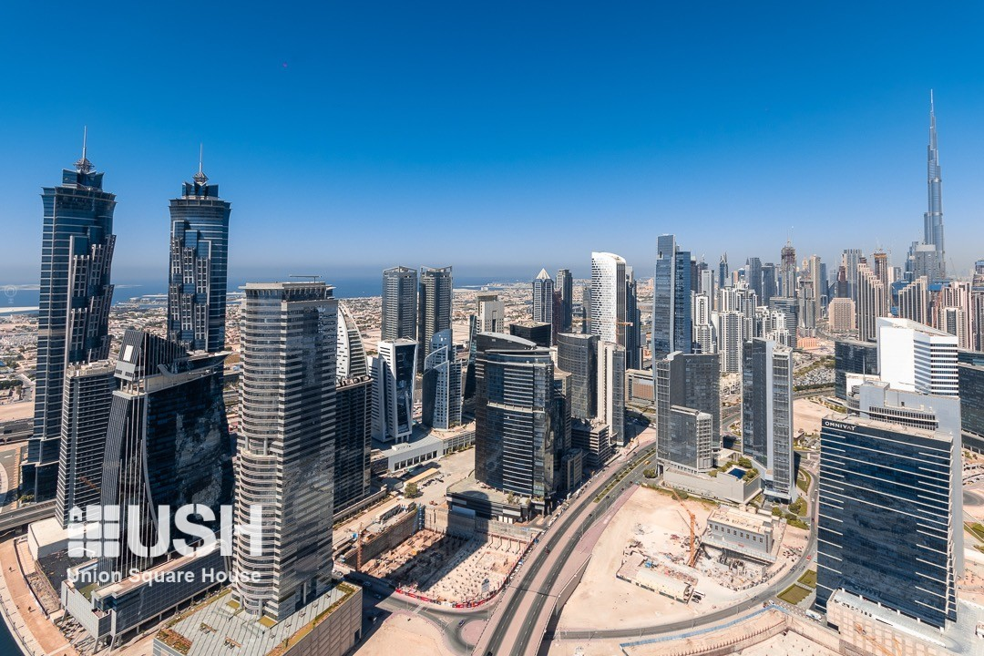 Exclusive Fully Upgraded Burj Khalifa/Canal view