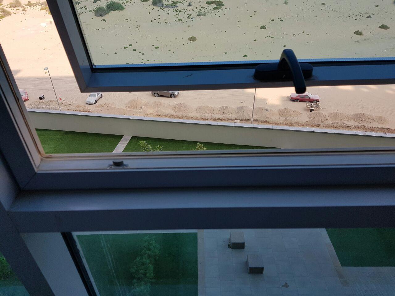 Great ROI Bright Studio Apartment Al Ain Road View