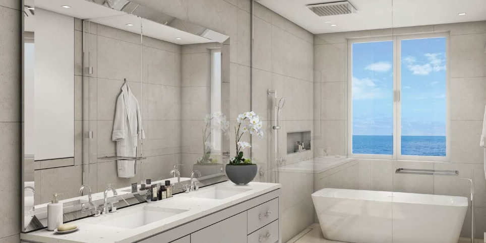 Villa 33 | Roof Access | Sea and Skyline View