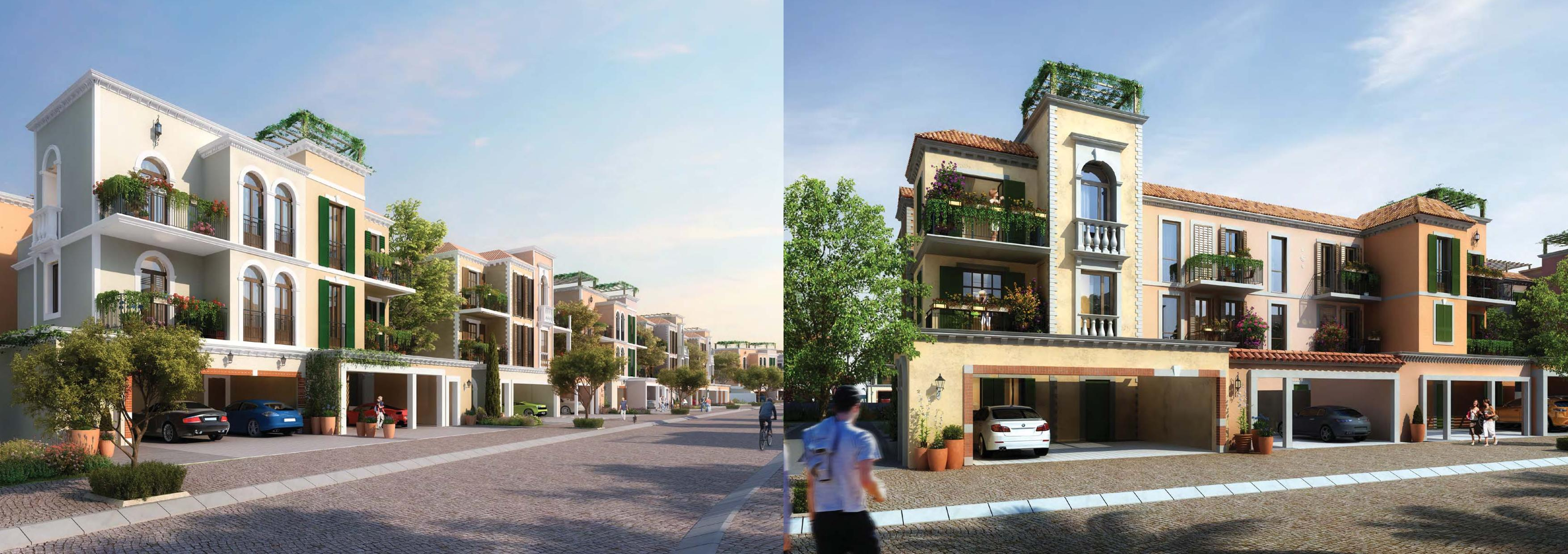 Multiple options available at Sur lamer 4 & 5 Bed
