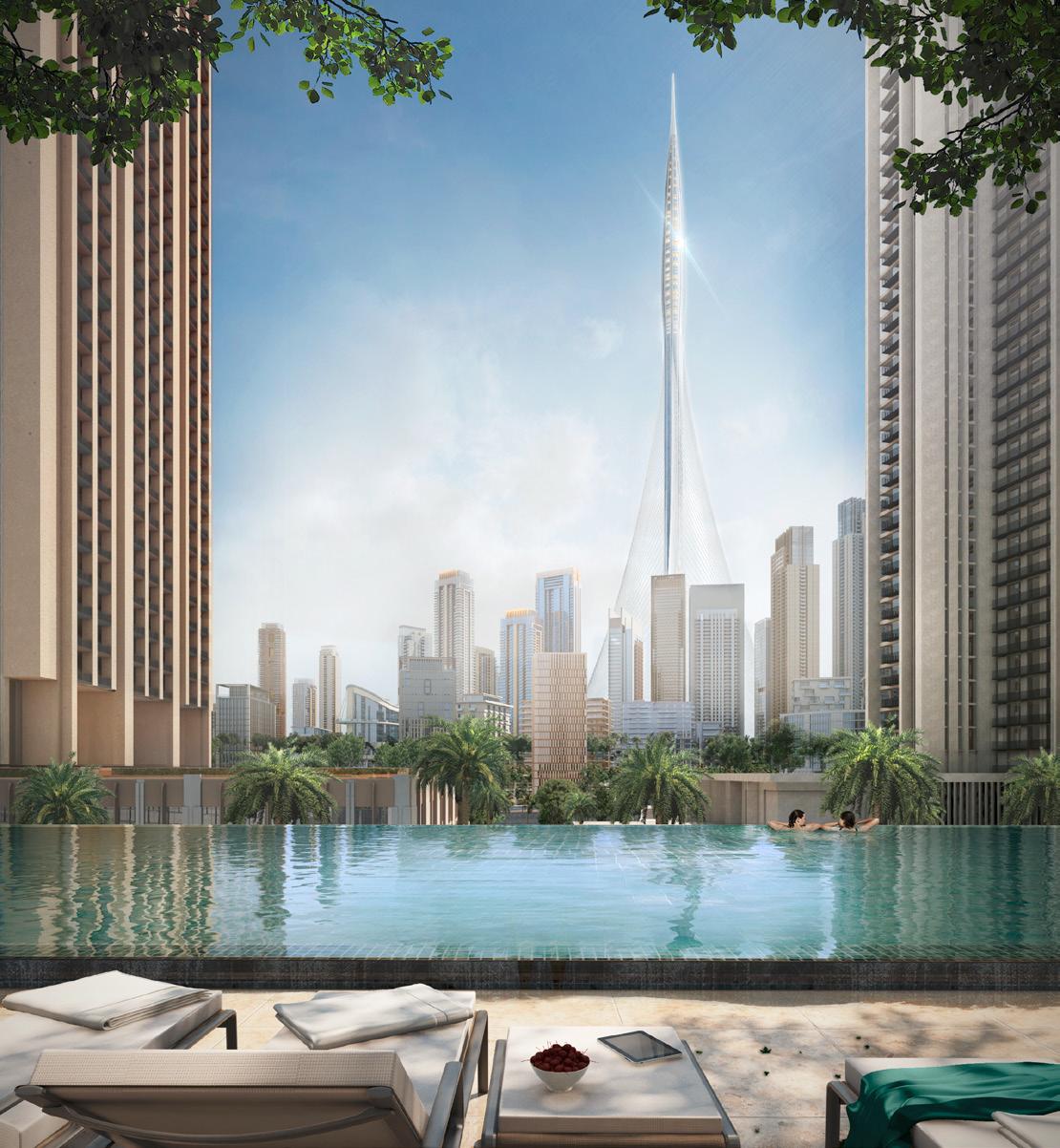 Waterfront Living In Dubai Creek Harbour