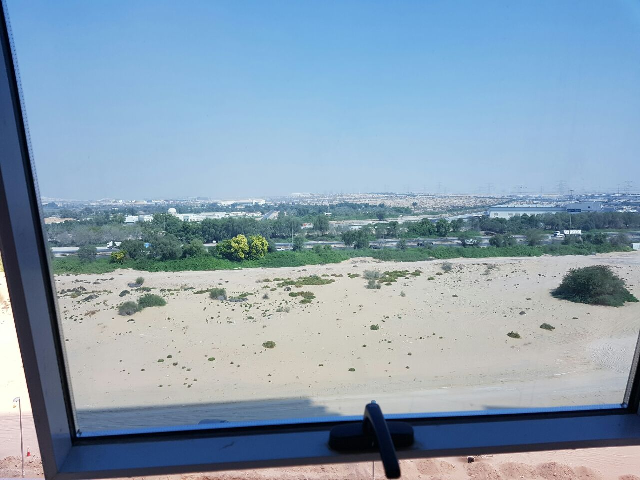 Great ROI Bright Studio Apartment Al Ain Road View