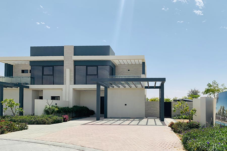 Single Row | Park View | State of Art Townhouses