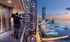 Exclusive Resale Higher Floor Marina Skyline View